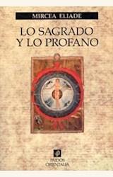 Papel SAGRADO Y LO PROFANO, LO