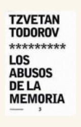 Papel ABUSOS DE LA MEMORIA, LOS