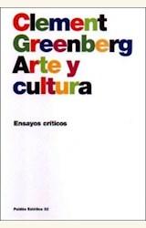 Papel ARTE Y CULTURA, ENSAYOS CRITICOS(PAIDOS)