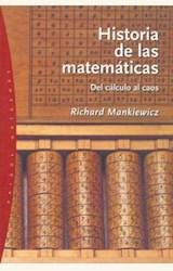 Papel HISTORIA DE LAS MATEMATICAS. DEL CALCULO AL CAOS