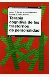 Papel TERAPIA COGNITIVA DE LOS TRASTORNOS DE PERSONALIDAD (2 ED)