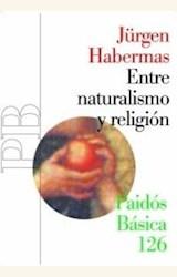 Papel ENTRE NATURALISMO Y RELIGION