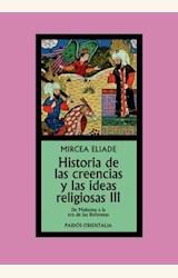 Papel HISTORIA DE LAS CREENCIAS Y LAS IDEAS RELIGIOSAS III
