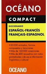 Papel DICCIONARIO COMPACT ESPAÑOL-FRANCES 04/06