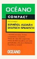 Papel DICCIONARIO OCEANO ALEMAN-ESPAÑOL COMPACT