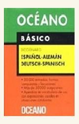Papel DICCIONARIO OCEANO ALEMAN-ESPAÑOL BASICO