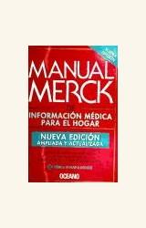 Papel MANUAL MERCK DE INFORMACION MEDICA PARA EL HOGAR