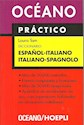 Libro Oceano Practico Diccionario  Español - Italiano  Italiano - Spagnolo