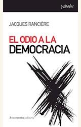Papel ODIO A LA DEMOCRACIA, EL