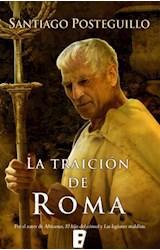 E-book La traición de Roma (Trilogía Africanus 3)