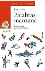 Papel PALABRAS MANZANA