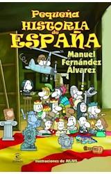 E-book Pequeña historia de España