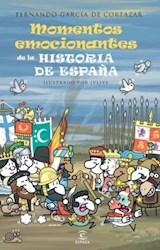 E-book Los momentos más emocionantes de la historia de España
