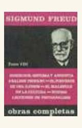Papel SIGMUND FREUD OBRAS COMPLETAS 8 ENSAYOS 145 AL 184(1925-1933