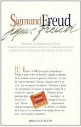 Papel SIGMUND FREUD-ENSAYOS 1 AL 16  TOMO I  (1873-1899) OBRA