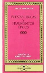 Papel POESIAS LIRICAS Y FRAGMENTOS EPICOS