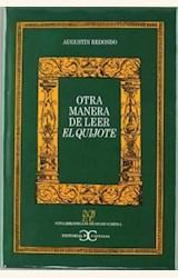 Papel OTRA MANERA DE LEER EL QUIJOTE