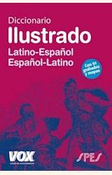 Papel DICCIONARIO ILUSTRADO LATINO-ESPAÑOL / ESPAÑOL-LATINO