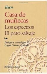 Papel CASA DE MUÑECAS - LOS ESPECTROS - EL PATO SALVAJE