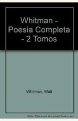 Papel WHITMAN POESIA COMPLETA 2T (ED BILINGUE)