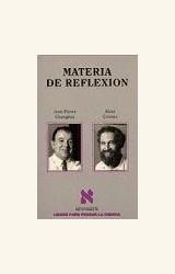 Papel MATERIA DE REFLEXION