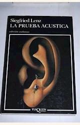 Papel PRUEBA ACUSTICA, LA