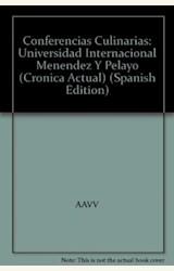 Papel CONFERENCIAS CULINARIAS. UNIVERSIDAD INT