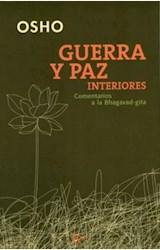 Papel GUERRA Y PAZ INTERIORES