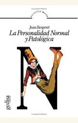 Papel PERSONALIDAD NORMAL Y PATOLOGICA