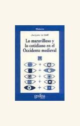 Papel MARAVILLOSO Y LO COTIDIANO EN EL OCCIDENTE MEDIEVAL, LO