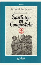 Papel ENSAYO HISTORICO SOBRE SANTIAGO DE COMPOSTELA