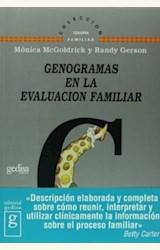 Papel GENOGRAMAS EN LA EVALUACION FAMILIAR