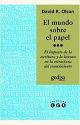 Papel MUNDO SOBRE EL PAPEL, EL