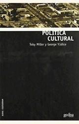 Papel POLITICA CULTURAL