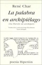 Papel LA PALABRA EN ARCHIPIELAGO