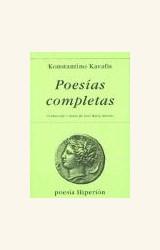 Papel POESÍAS COMPLETAS (KAVAFIS)