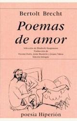 Papel POEMAS DE AMOR (BRECHT)