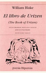 Papel EL LIBRO DE URIZEN