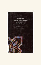 Papel ANTOLOGÍA POÉTICA (RICH)
