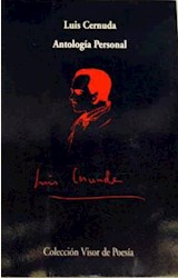 Papel ANTOLOGIA PERSONAL (CERNUDA) CD