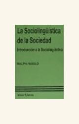 Papel SOCIOLINGUISTICA DE LA SOCIEDAD ,LA