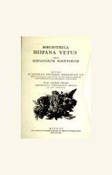 Papel BIBLIOTHECA HISPANA 2 T. VETUS