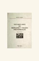 Papel VOCABULARIO DE REFRANES Y F