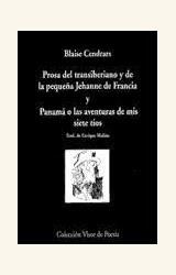 Papel PROSA DEL TRANSIBERIANO Y DE LA PEQUEÑA JEHANNE DE FRANCIA / PANAMÁ