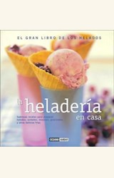 Papel HELADERIA EN CASA, LA