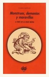 Papel MONSTRUOS, DEMONIOS Y MARAVILLAS