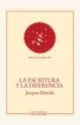 Papel ESCRITURA Y LA DIFERENCIA, LA
