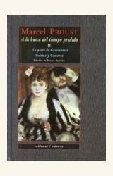 Papel A LA BUSCA DEL TIEMPO PERDIDO II (LA PARTE DE GUERMANTES, SODOMA Y GOMORRA)