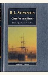 Papel CUENTOS COMPLETOS (STEVENSON)