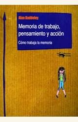 Papel MEMORIA DE TRABAJO PENSAMIENTO ACCION